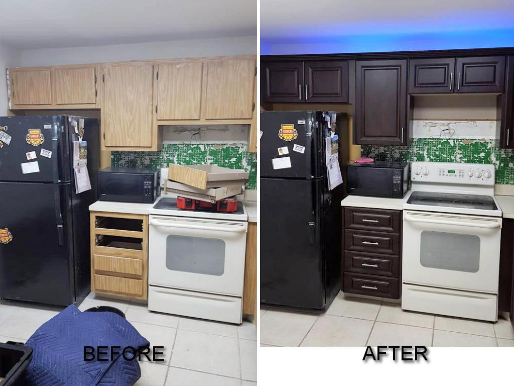 U201cShow Me A Picture Of Your Dream Kitchen And Iu0027ll Show You How We Can Make  Your Existing Cabinets Look Like The Picture For A Fraction Of The Cost.u201d